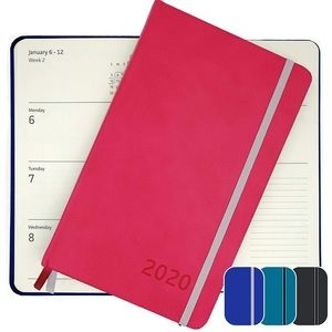 New 2020 Planner Gift Journal Agenda Magenta Book